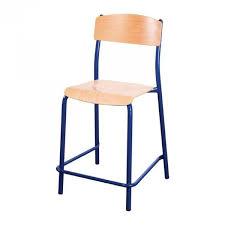 chaise d colier chaise d écolier réhaussée chaise scolaire axess industries