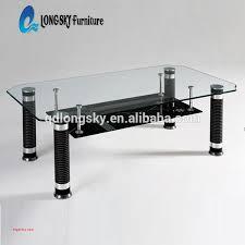Modern Table Ls Centre Table Glass Design Inspirational Ls 1010 Glass Top Center