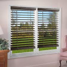 perfect lift window treatment mocha 2 in premium vinyl blind