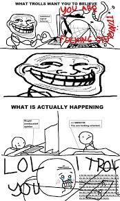 Dancing Troll Meme - when trollface comes to black mirror spoilers bleeding cool