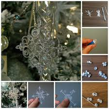 quilled snowflake tutorial diy cozy home