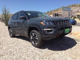 jeep 4x4 2017 jeep compass trailhawk 4x4 sport utility in wickenburg