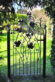 Metal Arbor With Gate 158 Best At My Garden Gate Images On Pinterest Windows