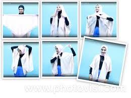tutorial hijab paris zaskia 11 tutorial hijab ala zaskia sungkar pashmina segi empat terbaru