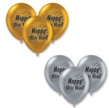 happy new year balloon printed happy new year balloons