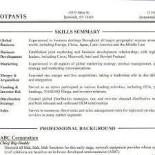 Transferable Skills Resume Example by 32 Best Images About Resume Example On Pinterest Objective Resume