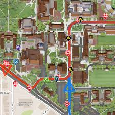 Global Incident Map New Campus Map Takes Wayfinding To The Next Level Cu Boulder