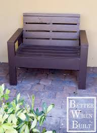 Patio Furniture Made Out Of Pallets by Benches Made Out Of Pallets Home Designs