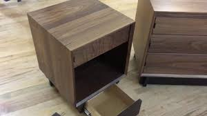 qline cube table with secret hidden compartment youtube