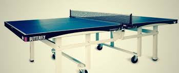 butterfly outdoor rollaway table tennis butterfly centrefold rollaway 25 number 1 best ping pong table