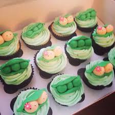 sweet pea baby shower cupcakes twins yelp