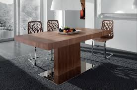 modern black dining room sets modern formal dining room sets