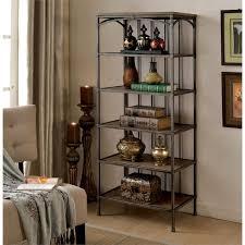 Tiered Bookshelf Office Zoe U0027s Furniture