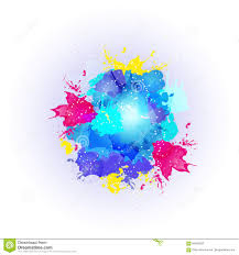 abstract colorful happy holi background design for indian