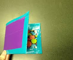 easy duct tape wallet 8 steps
