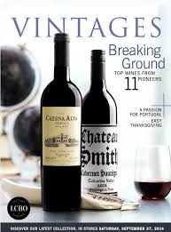 Best Wines For Thanksgiving 2014 Best Wine Reviews And Ratings Lcbo Vintages Release September 27