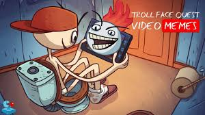 Video Clip Memes - troll face quest video memes walkthrough all levels youtube