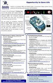 mechanical engineering jobs in dubai for freshers 2013 nissan jobs in autoliv vacancies in autoliv opportunities at autoliv