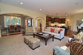 Remodel Garage Into Family Room Living Room Transitional With - Garage family room