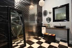 black marble bathroom artenzo