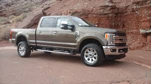 Ford King Ranch Diesel Truck - 2017 caribou ford f350 crew 4x4 160