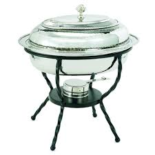 buffet supplies trays and chafing dishes organize it