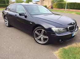 55 2005 bmw 730d se auto saloon r20 alloy wheels 120k miles in