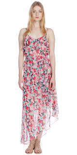 joie lili dress in pink lyst
