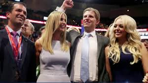The Trump Family by The Trumps A Closer Look At America U0027s Next First Family Nbc News