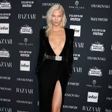how to wear the plunging neckline trend whowhatwear