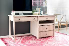 Desk With Printer Storage | desk with hideaway printer storage buildsomething com