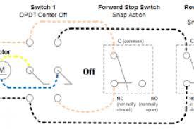 dpst switch wiring diagram wiring diagrams