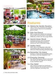 deck patio u0026 outdoor living magazine subscription 1 digital