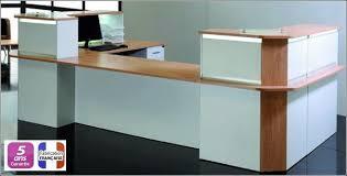 bureau d angle professionnel pas cher banque d accueil mobilier accueil meuble comptoir d accueil