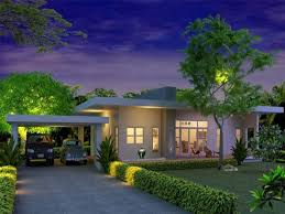 Modern Style Home 35 Tropical Style Home Plans One Story Tropical Style Story House