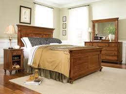 Furniture Bedroom Sets Durham Furniture Savile Row 4 Piece Panel Bedroom Set In Park Lane