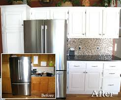 Painted Black Kitchen Cabinets Before And After Black Paint Kitchen Cabinets Kitchen Chalkboard Wall Paint Black
