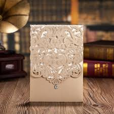 wedding invitations cost vertical white classic style engagement card wedding invitation