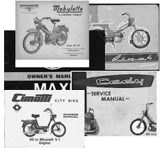 manuals and technical sunday morning motors