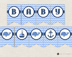 whale baby shower whale banner baby shower banner baby whale banner whale