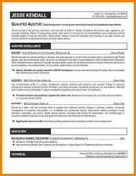 Quality Auditor Resume Auditor Resume Examples College Resume Templates Free Samples