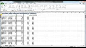 pivot tables and vlookups in excel excel tutorail 4 vlookups and pivot tables youtube