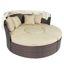 Circle Patio Furniture by Home Design Breathtaking Round Patio Couch Images About Wicker