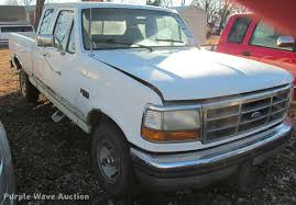 1992 Ford F150 1992 Ford F150 Xlt Supercab Pickup Truck Item J2656 Sold