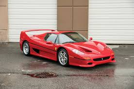 1995 f50 price just listed mike tyson s 1995 f50 automobile magazine