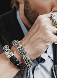 men bracelet images 12 irresistibly sexy and masculine bracelets for him jpg