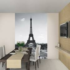wall murals paris eiffel tower large wall mural free paste