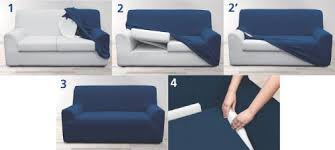 sofa bezug de velfont bielastischer sofabezug roma 3 sitzer