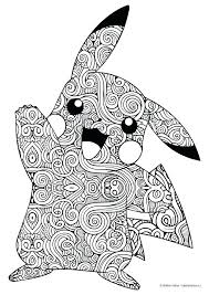 pokemon coloring pages images fascinating pokemon pikachu coloring pages coloring pages game for