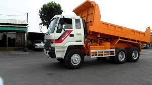 220 br used isuzu dump truck original left hand drive engine